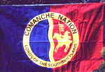 Commanche Nation Flag